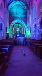 Ohne Worte - Kirchenraumprojekt in Montabaur