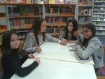 Klasse 5a: Besuch in der Stadtbücherei