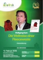 Wolfgang Korn liest aus
